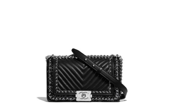 32769b24b42a62 Copping That Coco: 6 Chanel 'Boy' Bag Authenticating Tips